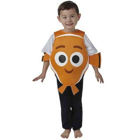 Disfraz infantil de Nemo para niño