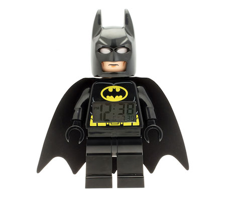Reloj Despertador digital de Lego Batman