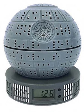 Reloj despertador de Star Wars