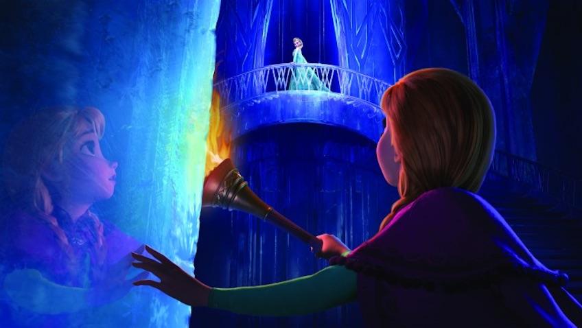 La película Frozen 2 llegará a los cines a finales del 2019