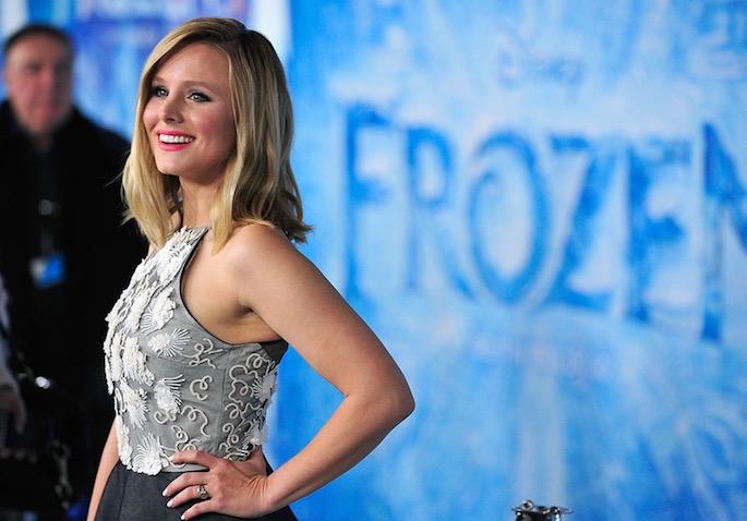 Kristen Bell podría ser la voz de Anna en la versión original de Frozen 2