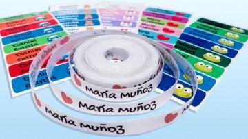 Las etiquetas para ropa de niñ@s son indispensables para renovar armarios