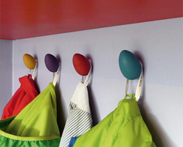 Etiquetas de tela para marcar la ropa algodón