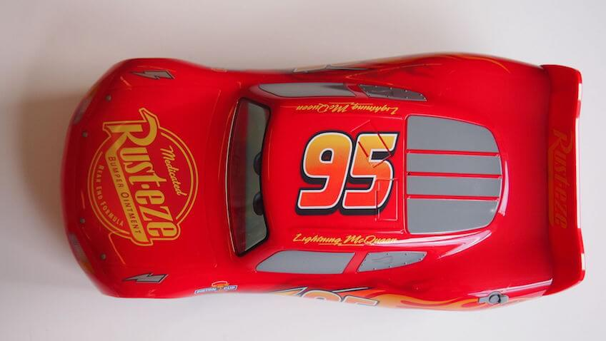 Coche de Rayo McQueen Cars 3
