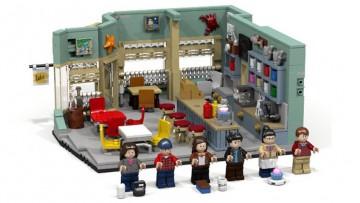 Un set de Lego de las Gilmore Girls podría salir a la venta