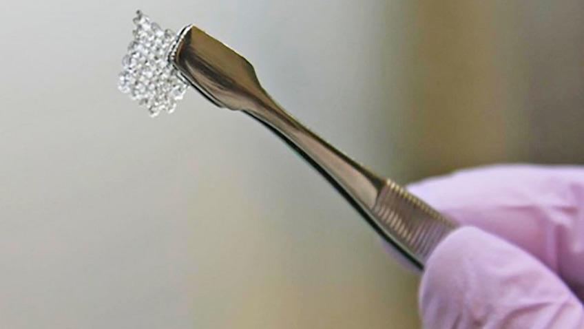 Ovarios impresos en 3D para la infertilidad