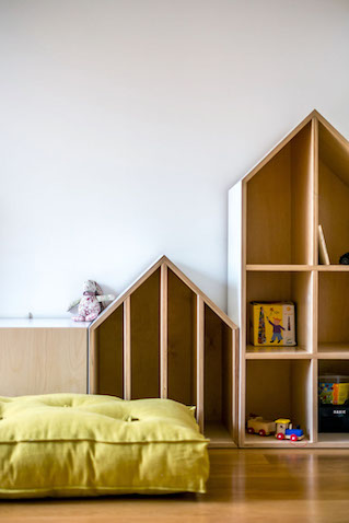 Armario hecho a medida habitación infantil