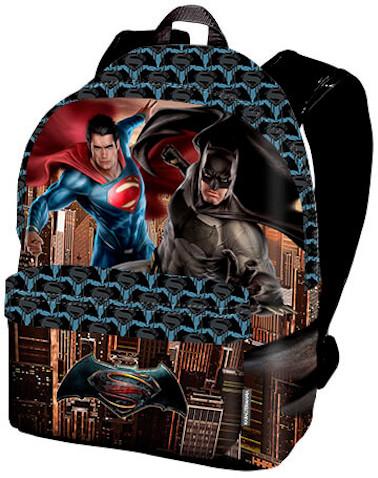 Mochila Batman & Superman 12,99€ rebajada