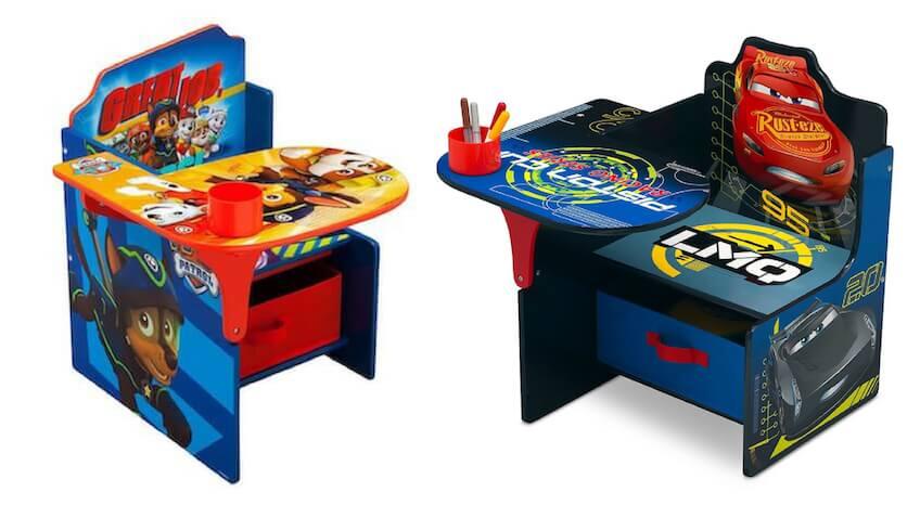Pupitres infantiles y mesas para niños
