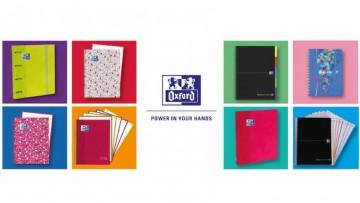 Los cuadernos Oxford lanzan nueva colección y app para la Vuelta al Cole