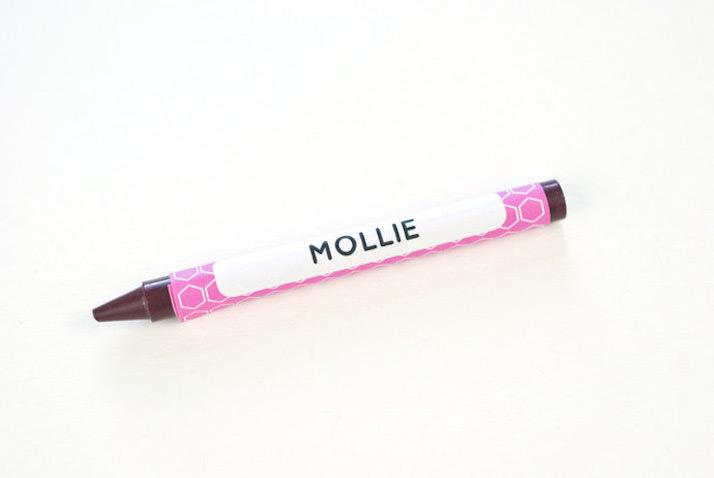 etiquetas para marcar lápices para imprimir gratis