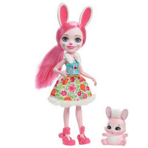 Bree Bunny y Twist muñeca Enchantimals