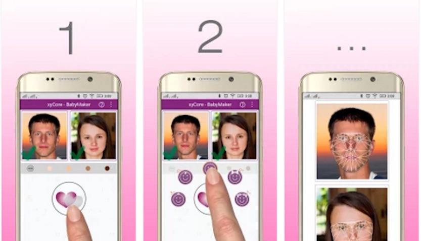 como sera tu bebe app Android