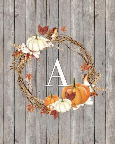 láminas infantiles otoño para imprimir gratis