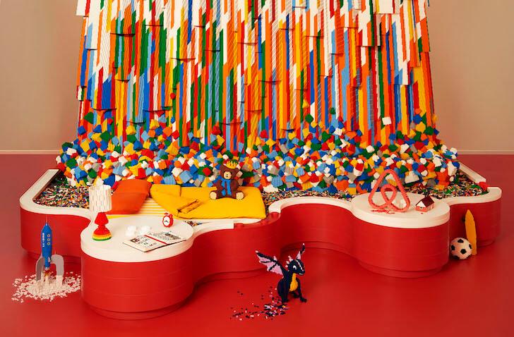 Gana una noche en la LEGO House sorteo de Airbnb