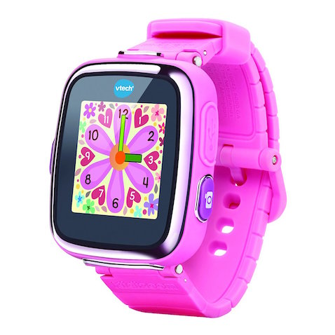 Kidizoom rosa smart watch de Vtech