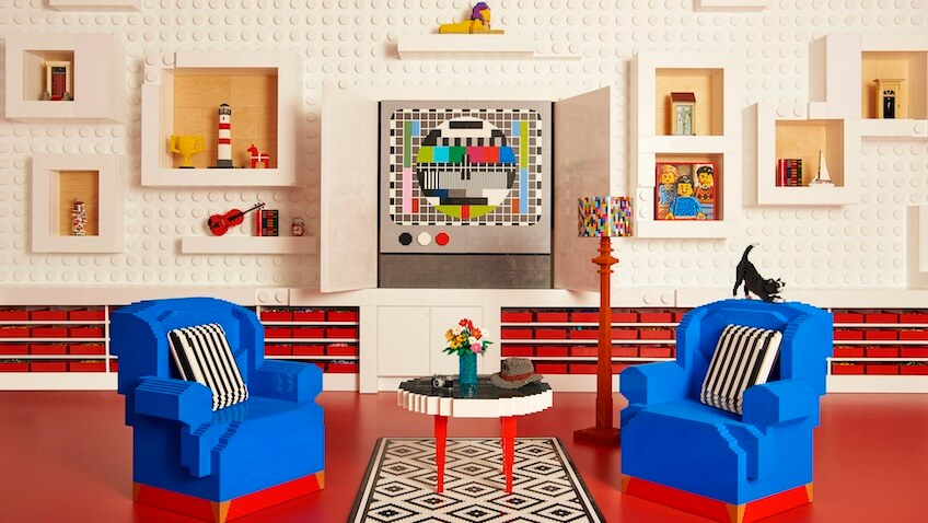 LEGO House en Billund Dinamarca