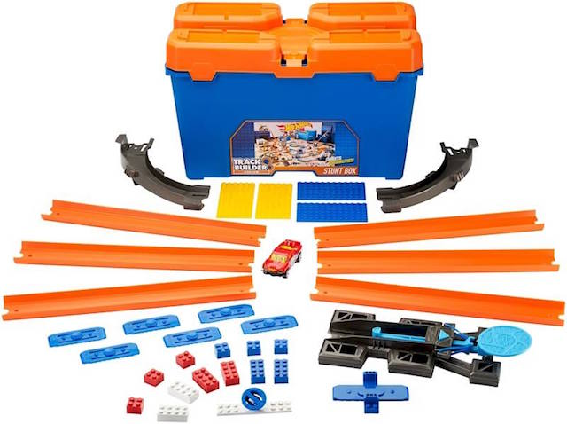 Premio del sorteo set de acrobacia  de Hot Wheels