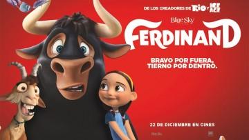 ¡Felicita la Navidad con Ferdinand!