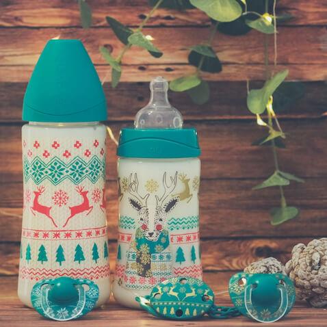 Colección winter de Suavinex para bebés de Navidad