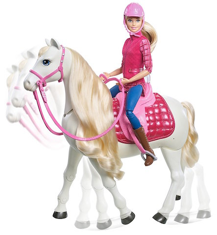 Barbie y Caballo Superinteractivo