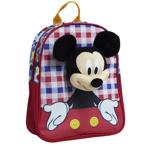 Mochila parlanchina de Mickey