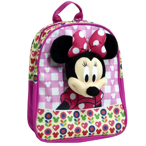 Mochila parlanchina de Minnie