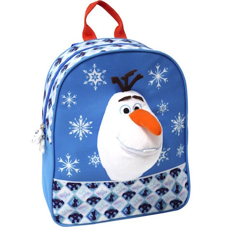 Mochila parlanchina de Olaf de Disney Frozen