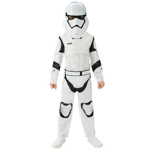 Disfraz infantil de Stormtrooper barato