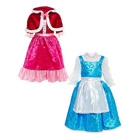 Set disfraces Bella Princesa Disney