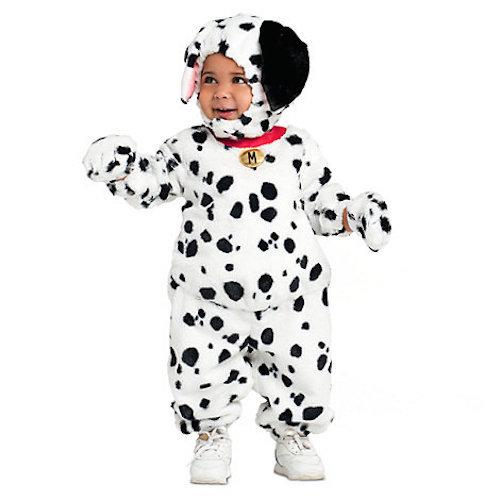 Disfraz 101 Dálmatas para bebés de 0 a 24 meses