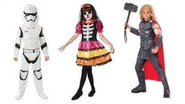 Los mejores disfraces infantiles para Carnaval