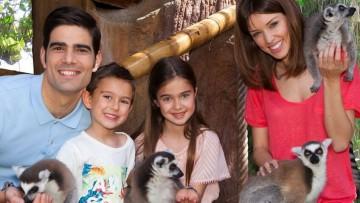 Disfruta de la naturaleza en familia en Mundomar Benidorm
