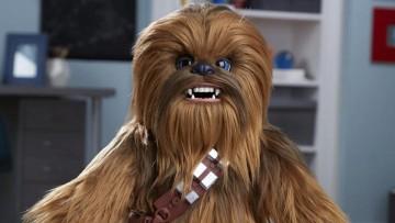 El peluche interactivo de Chewbacca la gran novedad en juguetes