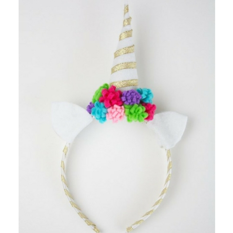 Diadema de unicornio DIY tutorial