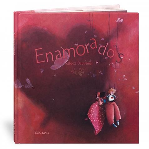 Enamorados libro infantil de Rébecca Dautremer