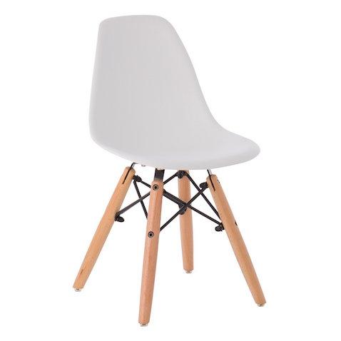 muebles infantiles de estilo nórdico silla