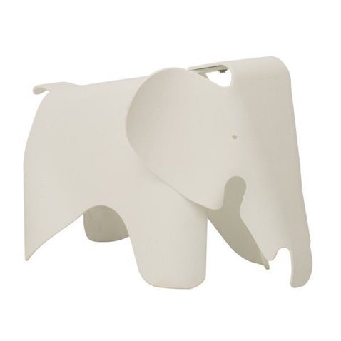 muebles infantiles de estilo nórdico taburete con forma de elefante