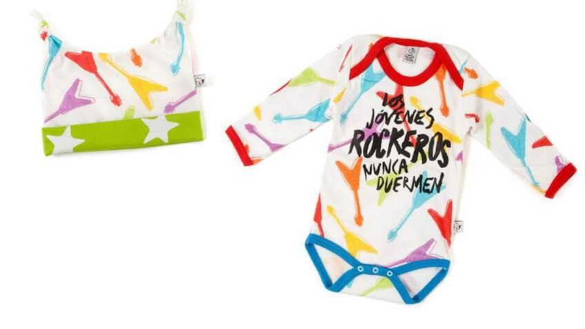 Cosas Frikis Para Bebes.Tienda De Ropa Original Para Bebes Frikis Y Rockeros Bebes