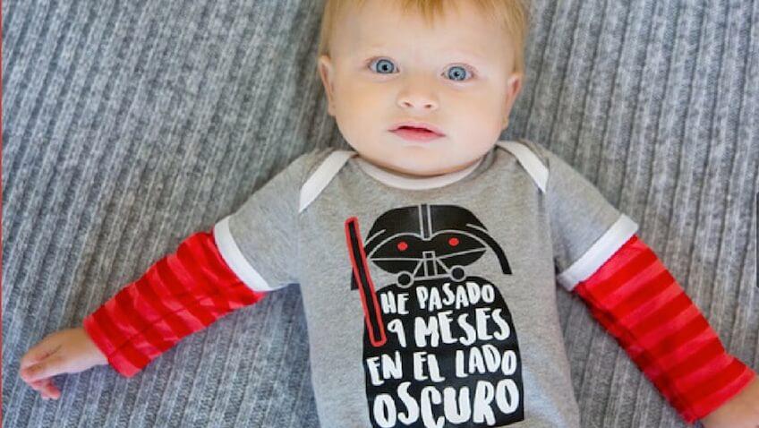 Tienda de ropa original para bebés desde recién nacidos para frikis y rockeros