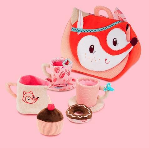 juego de té para bebés de a partir de 18 meses