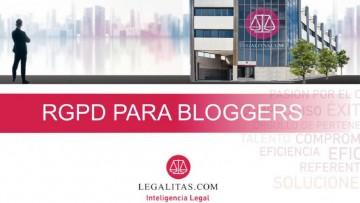 Cómo afecta el Reglamento General de Protección de Datos a los blogs