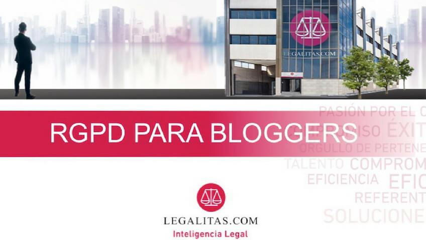 Cómo afecta el Reglamento General de Protección de Datos para Blogs cambios requeridos