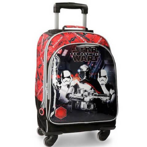 Mochila con ruedas de Star Wars