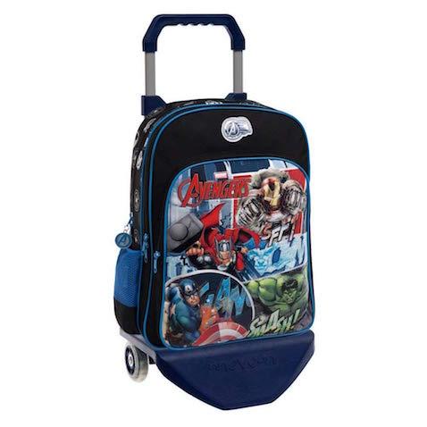Mochila con ruedas de Avengers Los Vengadores de Marvel