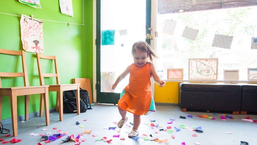 Consejos para afrontar el primer día de guardería de tu hijo