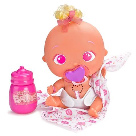 The Bellies de Famosa muñeca Pinky-Twink