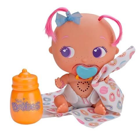 The Bellies de Famosa muñeca Yumi-Yummy