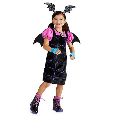 Disfraz infantil de Vampirina Oficial Disney Shop