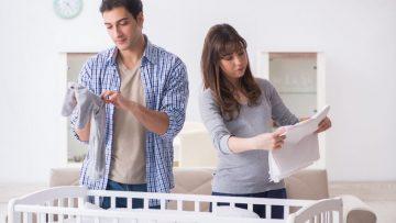 Cómo sobrellevar el síndrome de nido durante el embarazo